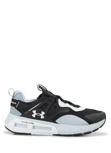 Under Armour Underarmour  Logolu File Dokulu Kadın Sneaker 101639969 Siyah
